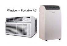 Best 8000 BTU Air Conditioner Portable and Window AC Units