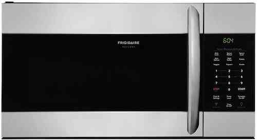 Frigidaire FGMV176NTF 30 Gallery Series Over the Range Microwave with 1.7 cu. ft. Capacity