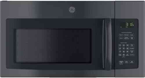 GE JNM3163DJBB Over-the- Over-the-Range Microwave, 1.6