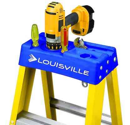 Louisville Ladder FS2008 Step Ladder 8-Feet
