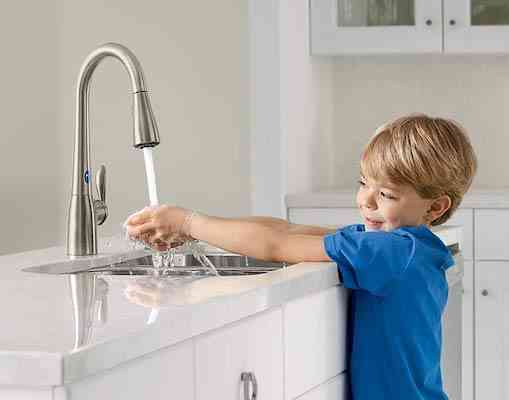 Top 10 Best Moen Kitchen Faucets To Buy In 2019 With