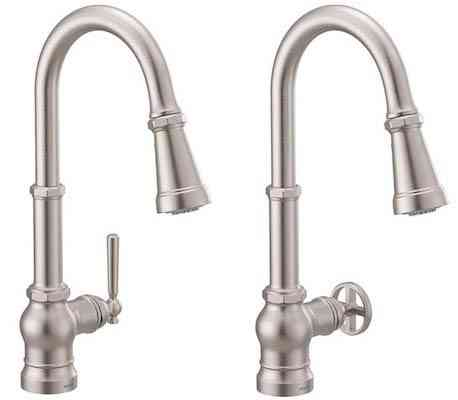 Top 10 Best Moen Kitchen Faucets To Buy in 2020 (with ...