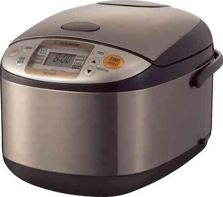 Zojirushi NS-TSC18 Micom Rice Cooker and Warmer 1.8 Liters