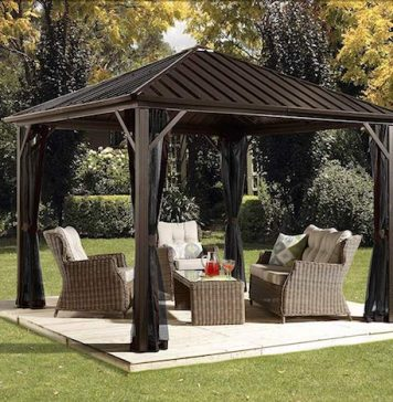 Best 8x8 Gazebo To Buy