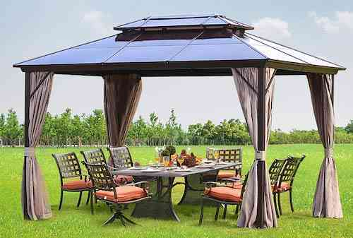 5 Best (10x13) Gazebo To Buy in 2020 (with Pictures ...