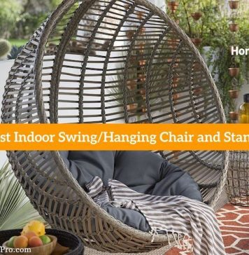 Best Indoor Swing Chair and Stand Review