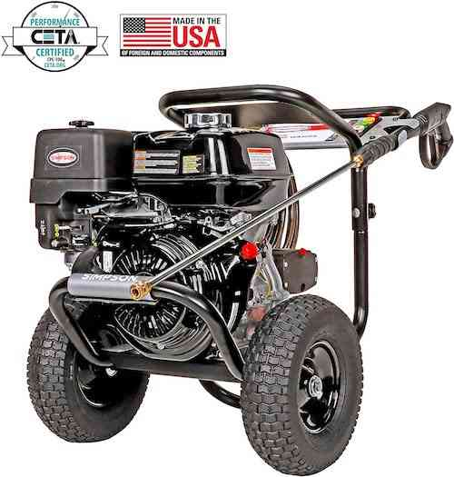 SIMPSON Cleaning PS4240 PowerShot Gas Pressure Washer