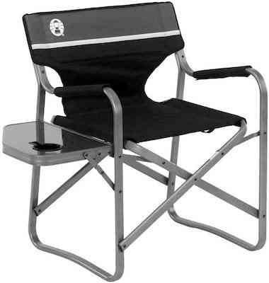 Coleman Outdoor Camping Chair with Side Table
