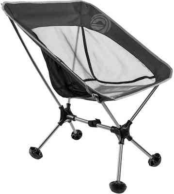 Terralite Portable outdoor folding chair for camping